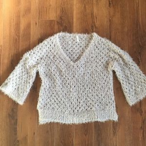Willow & Clay Fuzzy Sweater